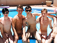 Teen boobs masturbation and naked dicks in bath pics