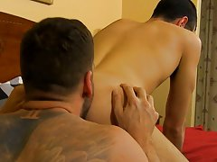 Gay hardcore fucking action vedios and party hardcore male strippers at My Husband Is Gay