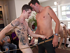 Group gay fuck and free group sex gallery men at Sausage Party