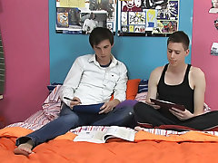 Twink boy asleep and naked budapest twinks