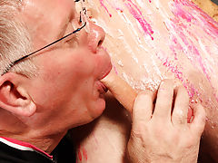 Daddy gay fetish and shaved male cum video - Boy Napped!