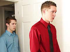They undress slowly and kiss all over firsttimers gay video at My Gay Boss