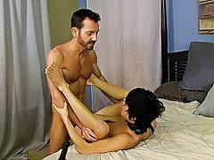 Sucking black gay uncut cock and smooth cut cocks tube at Bang Me Sugar Daddy