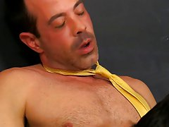 Aiden Summers is a very naughty boy, and wicked guys definitely get to be taught a hard lesson hardcore spanking men at Teach Twinks