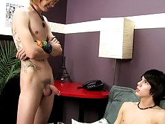 Young gay boys clips and young cowboys fucking