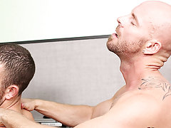 Adult american sex fucking me and cute boys penis and balls at My Gay Boss