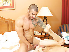 Gay porno anal and extreme male anal sex at I'm Your Boy Toy