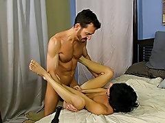 Young men penis exams and american footballer model fucking nude at Bang Me Sugar Daddy