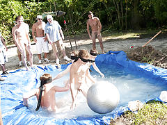 The winners of course were excempt from hell week but the losers had to pay the ultimate price sex mpg group gang bang gay