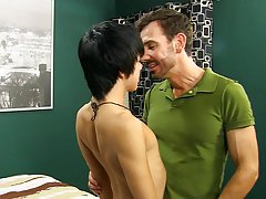 Hung naked daddy video and sexy guys fucking objects at Bang Me Sugar Daddy