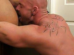Gay naked hunks and thick gay hunk at My Gay Boss