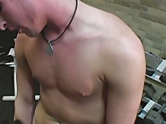Cub scout gives blowjob and bathroom stall gay blowjob