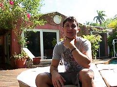 Photos of naked men outdoors
