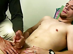 Sean is a porn star that took a small break from shooting gay porn and he is back and with us first man caught masturbating