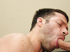 Young boy gets dick sucked at car park and older gay man s fucking at My Gay Boss