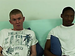 Old and young gay interracial pics and gay interracial bondage videos