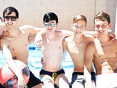 Cute gay cowboys nude and gay porn pics swimming shorts