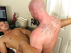 Do gay men lick each other ass and erect dicks biggest at My Gay Boss