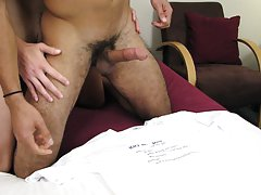 Watch and jerk office depot and guys with cocks in jerk circle at Straight Rent Boys