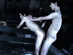 Italian twinks xxx and friends brother on friends brother twink - Gay Twinks Vampires Saga!