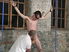 Gay male bondage bdsm and sex bondage male - Boy Napped!