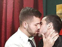 Black man fuck white boy and first anal gay free at My Gay Boss