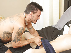 Porn shemale fucking gay bondage and pissing at I'm Your Boy Toy