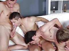 Hot young goth twinks videos at Staxus