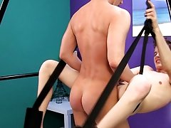 Sexy gay twinks on video and male bondage sensual kiss videos at Boy Crush!