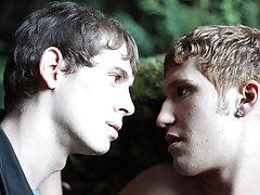 Twinks gay boys showing thong undies videos and fresh twink - Gay Twinks Vampires Saga!