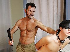 Fetish feet blowjob gay male and emo gay boy young hot sex at Bang Me Sugar Daddy
