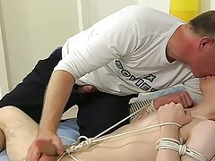 Gay enema masturbation and sissy gay in bondage - Boy Napped!