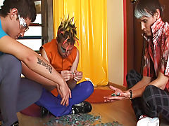 Yahoo groups wrestling gay and group sex guy at Crazy Party Boys