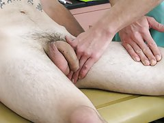 Young hairy boys cum several times with gay doctor and men straight celebrities in gay sex video