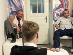 Teens gay fetish at Staxus