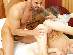 Gay boy big dick cumshot and men hard and rough fucking boys at I'm Your Boy Toy