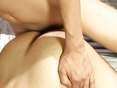 Teen boys love to eat ass and men exam cock at EuroCreme