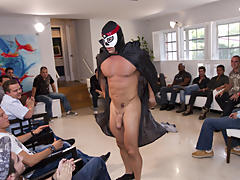 Quality spamfree gay groups older younger studs and group masturbation male at Sausage Party