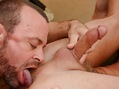 Latin men dick picture xxx and old face in sperm pics at My Gay Boss