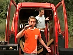 Robbie Masters is an incredibly good looking satirize; blond hair, handsome face, and a beautiful boyish guys having hardcore group sex