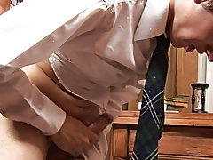 Julian is fucking with old homosexual men gay mature nude at Julian 18