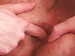 This cute twink has such a delicious perfectly stretchable butt that just supplicates to be pleased with skillful fingers and hard creamy cocks