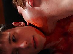Nudist boy twinks and you porn strictly twinks - Gay Twinks Vampires Saga!