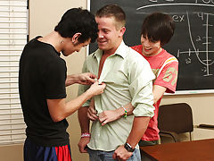 Twinks male jerk scream and cum and arabian boy to boy anal sex at Teach Twinks