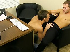 Twinks belly button torture and gay boys fuck lady boy at My Gay Boss