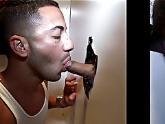 Guy helps guy get fish blowjob and gay young guy blowjob cum fat