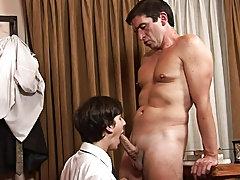 Teen gay v mature sex video