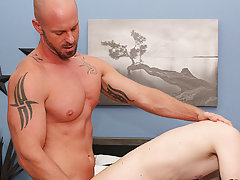 Huge dick gay anal and male solo anal masturbation at I'm Your Boy Toy