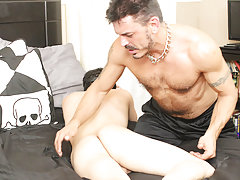Tube boy fuck and guys with black hair blue eyes naked at I'm Your Boy Toy