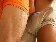 Serbian muscle nude men and gay gym coach fucks gay student - Jizz Addiction!